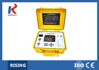 Portable Transformer Testing Machine TTR Tester 8kg Weight 12 Points Group