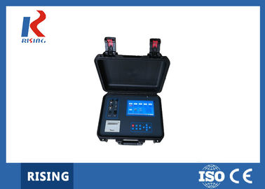 RS6820 Lightning Arrester Test Equipment Wired Zinc Oxide Tester Harmonic Content Test Function